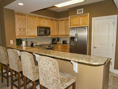 Fort Walton Beach condo rental - Breakfast Bar