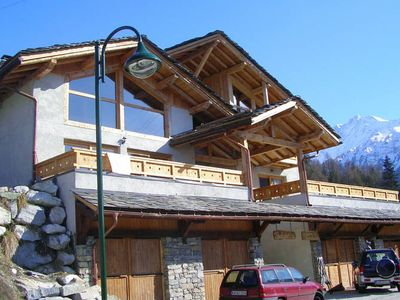 New and modern chalet with lovely location