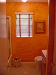 Islamorada house photo - Guest bathroom with tub/shower