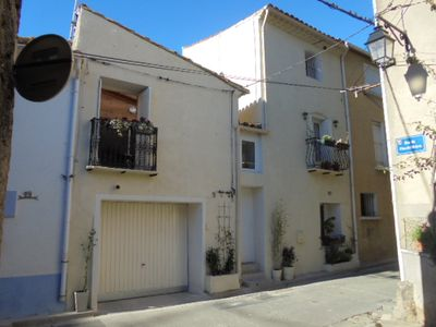 Marseillan house in the heart of the village 5 minutes from the harbour