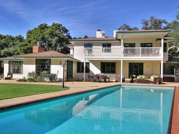 Montecito house rental - Hiking - In addition to your own private yard for play, you'll be within walking distance to some of the best hiking trails in the state.