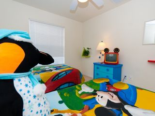 Davenport house photo - The Mickey Mouse bedroom