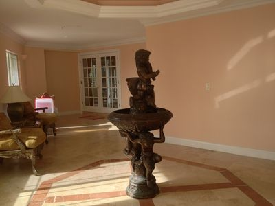 Manasota Key apartment rental - entry foyer