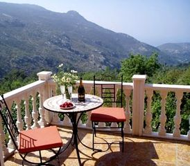 Kalkan villa photo