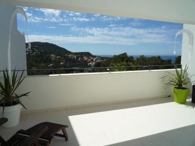 !! NOBLE HOUSE !! For 1 to 8 people, Sant Josep - Cala Vadella
