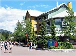 Bear Lodge - right on the Plaza in Whistler Village