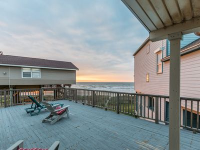 Renovated in 2011 beach front home