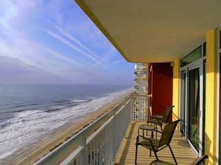 Grand Atlantic condo photo - 25 ft. balconey