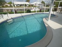 AFFORDABLE CANALFRONT  HOME WITH DOCK,  DIRECT HARBOR  ACCESS, - PUNTA GORDA ISL