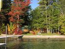200' White Sandy beach/gradual slope - Moultonborough house vacation rental photo