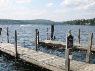Laconia townhome photo - Docks