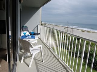 Cocoa Beach condo photo - Balcony