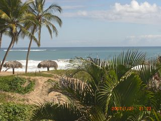 View from Bedroom - Cabarete villa vacation rental photo