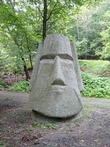 Easter Island is here to greet you!