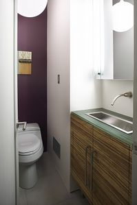 San Francisco condo rental - Bathroom