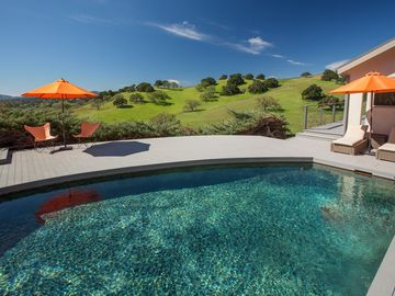 Los Olivos house rental - Pool Area - Unbelievable outdoor lounging & entertaining!