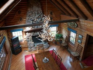 Minocqua cabin photo - .