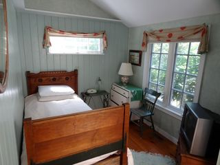 Amagansett house photo - bedroom 3 (twin)