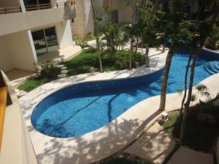Tulum apartment photo - Pool at day