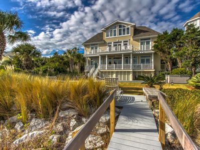 Magnificent Oceanfront Home-Incredible Location, Views & Furnishings