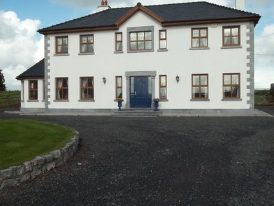 Exterior view of Fanningstown House