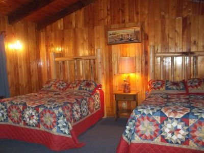 Yellowstone lodge rental