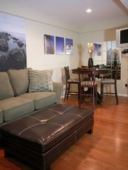 Mission Beach condo photo - Our spacious living area