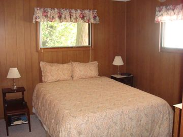 One of two Queen bedrooms.