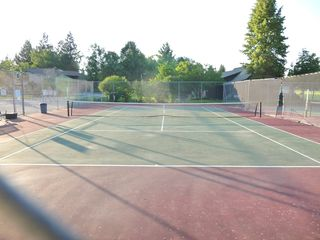 Twin Lakes condo photo - Tennis courts closest to our condo, has now recently been resurfaced.