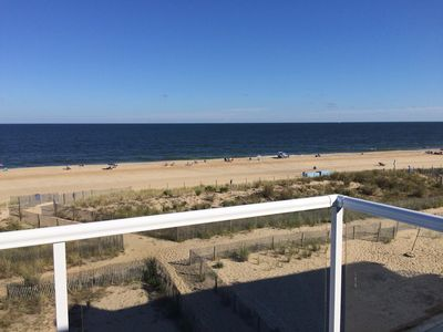 Spacious, Oceanfront, Family, Four-Bedroom Townhouse