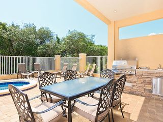 Ormond Beach house photo - Once you experience our patio, you may only go in to sleep!