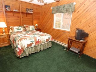 Canaan Valley house photo - Bedroom