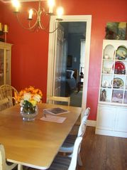 Fredericksburg farmhouse photo - Dining Room