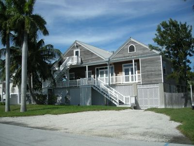 Sugarloaf Key house rental - Front of House