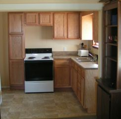 Sandusky cottage photo - Kitchen
