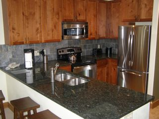 Copper Mountain condo photo - Fully Furnished Kitchen