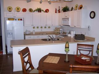 Celebration condo photo - Kitchen Area,