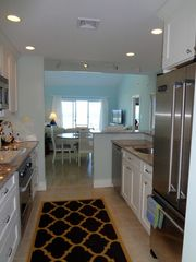 Brigantine condo photo - Galley Kitchen