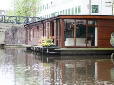 Canal District house boat rental - Exterior