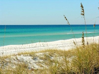 Crystal White Sands of Panama City Beach, 1 Block!