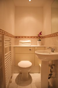 South Bank & Southwark apartment rental - The second WC