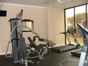 Fitness Center for your enjoyment!