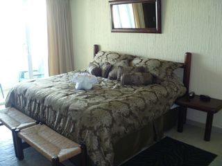 Cancun condo photo - King bed with Super comfortable mattress
