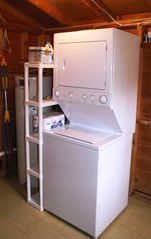 Lamoine cottage photo - Main Bath washer/dryer
