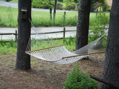 Boone cabin rental - Relax Under the Pines
