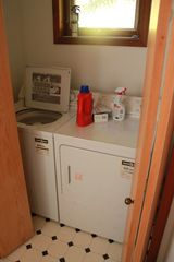 Pender Island house photo - laundry room
