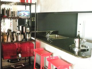 Financial District condo photo - The Bar