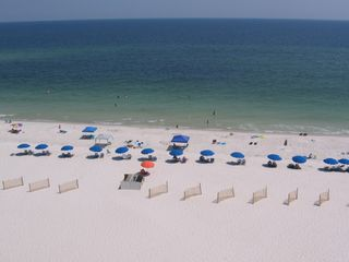 Gulf Shores condo photo - Perfect View for Dolphin Watching!