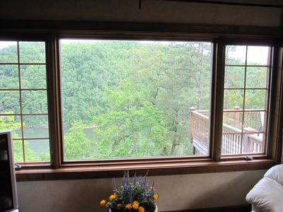 Mother nature is your only neighbor! Enjoy the view from your living room.