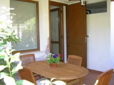 Villa with private garden, few steps from the sea in comfort and tranquility